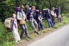 4. oddíl skautů Mohawk - Příbram na Midewiwinu 2008