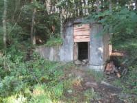 28.Starý vodojem nedaleko tábora