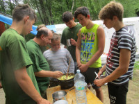 3.Vaření a ochutnávání