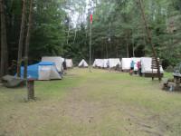 8.Tábor 7.oddílu z Mohelnice